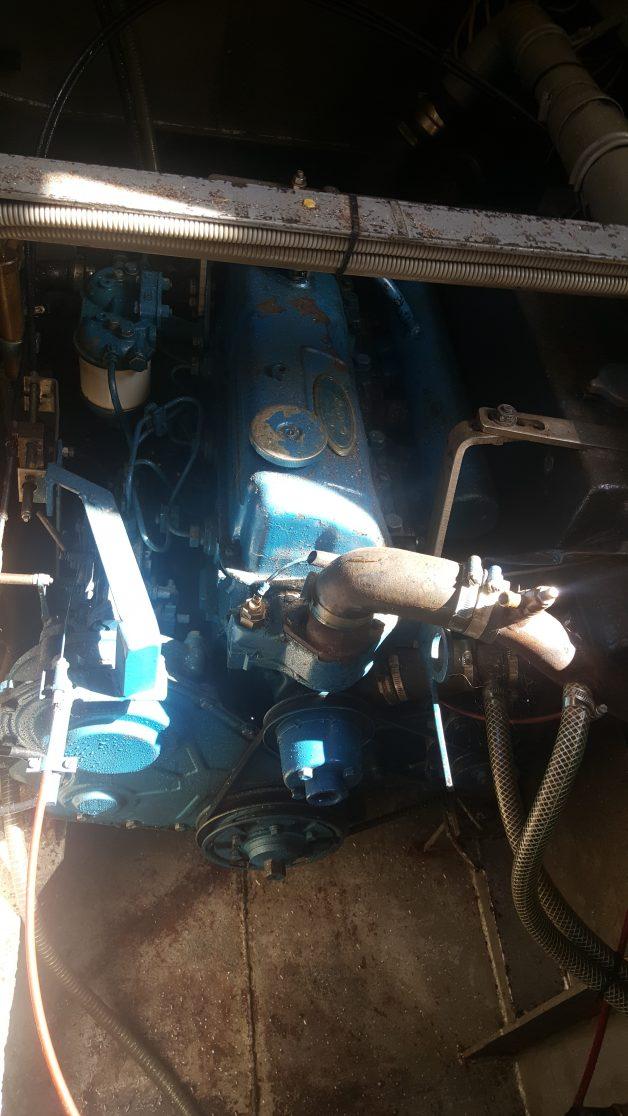 Moteur diesel Ford 80 ch